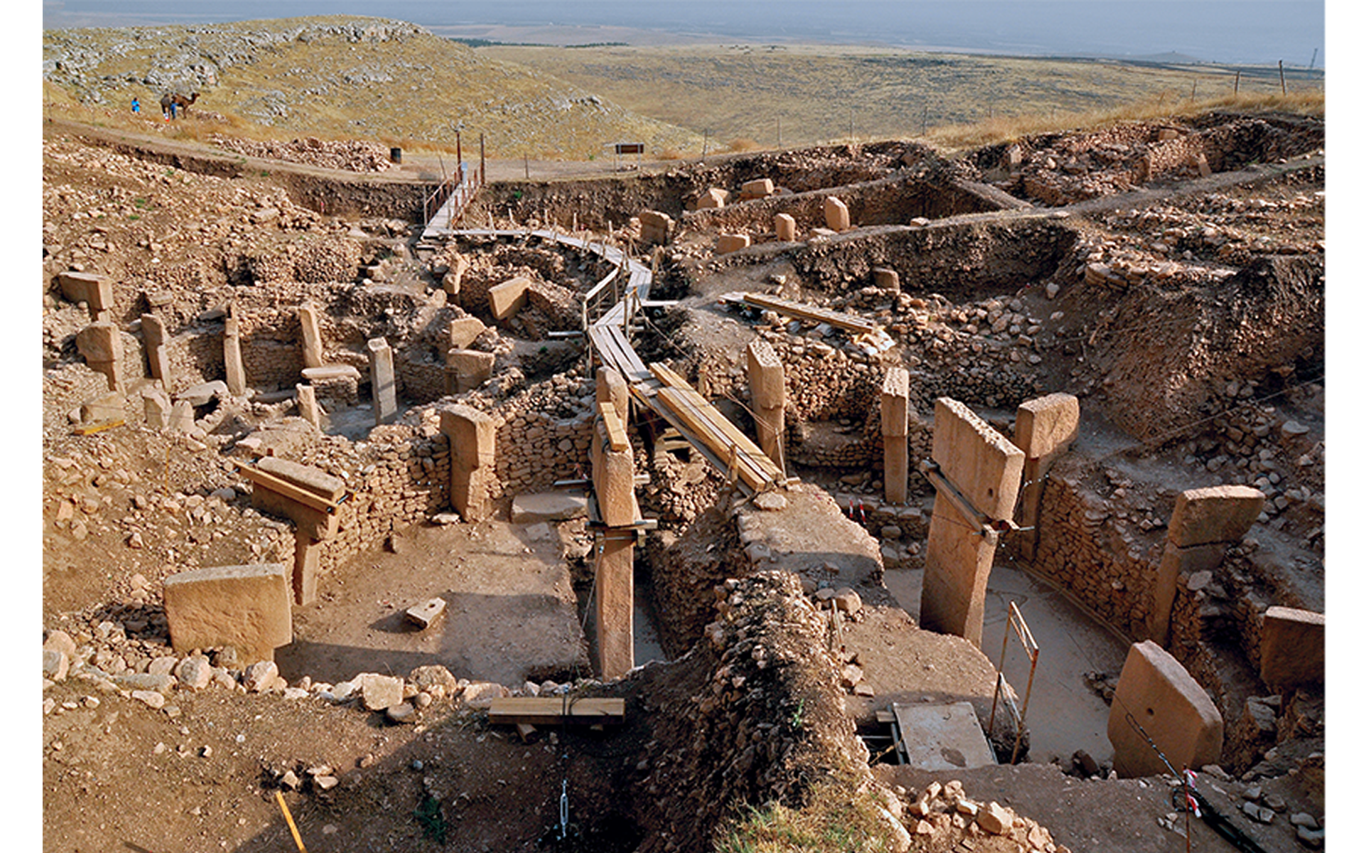 Göbekli Tepe: The World's First Religious Temple