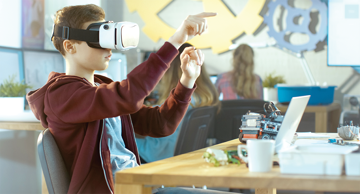 Virtual Reality as a Learning Tool in Modern Education