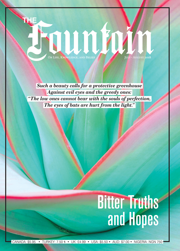 The Fountain Issue 124 (July - Aug 2018)