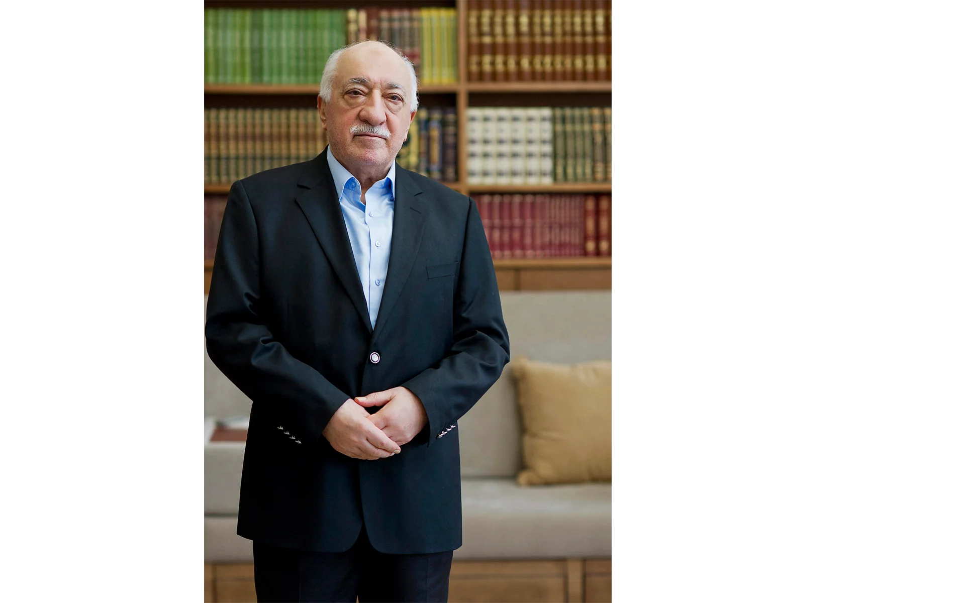 Under the Shade of Tranquility: My Meeting with Fethullah Gülen