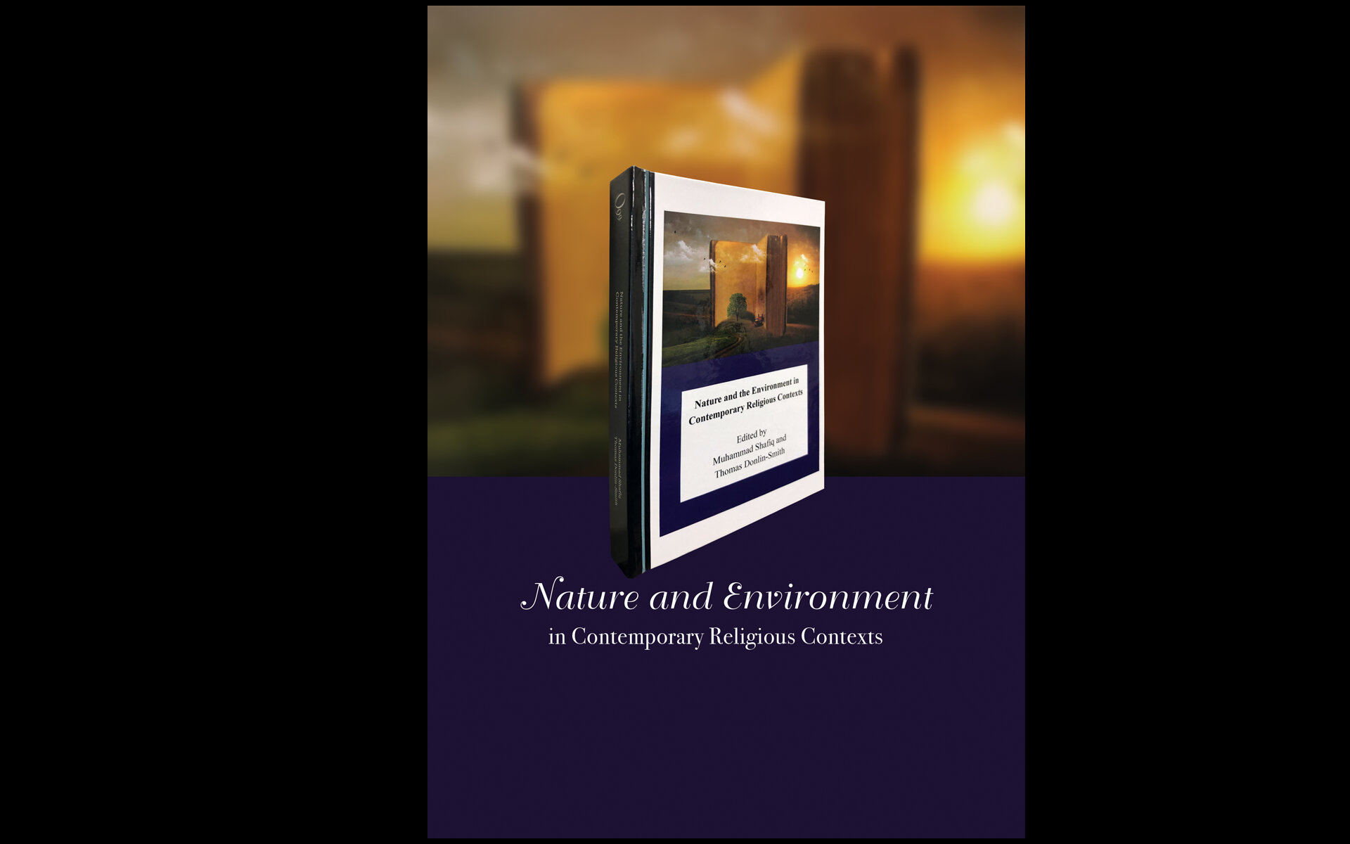 Nature and Environment in Contemporary Religious Contexts
