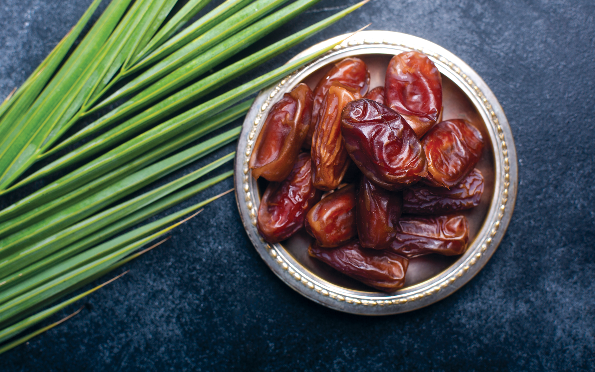 Dates as Nutrition and Medication