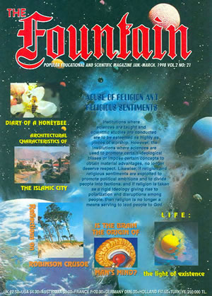 Issue 21 (January - March 1998)