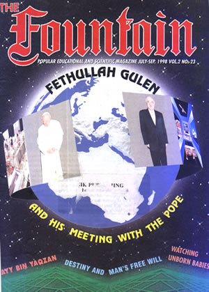 Issue 23 (July - September 1998)