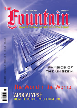 Issue 58 (April - June 2007)